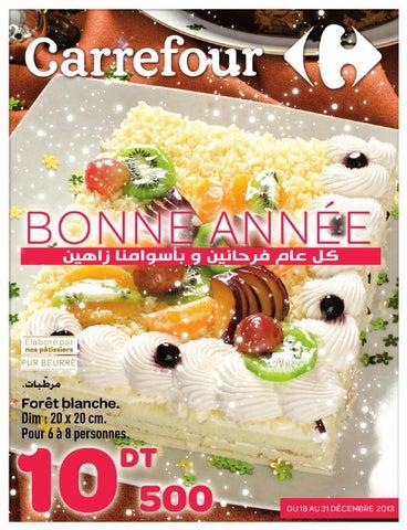 Catalogue Carrefour Bonne Annee 2014 By Carrefour Tunisie
