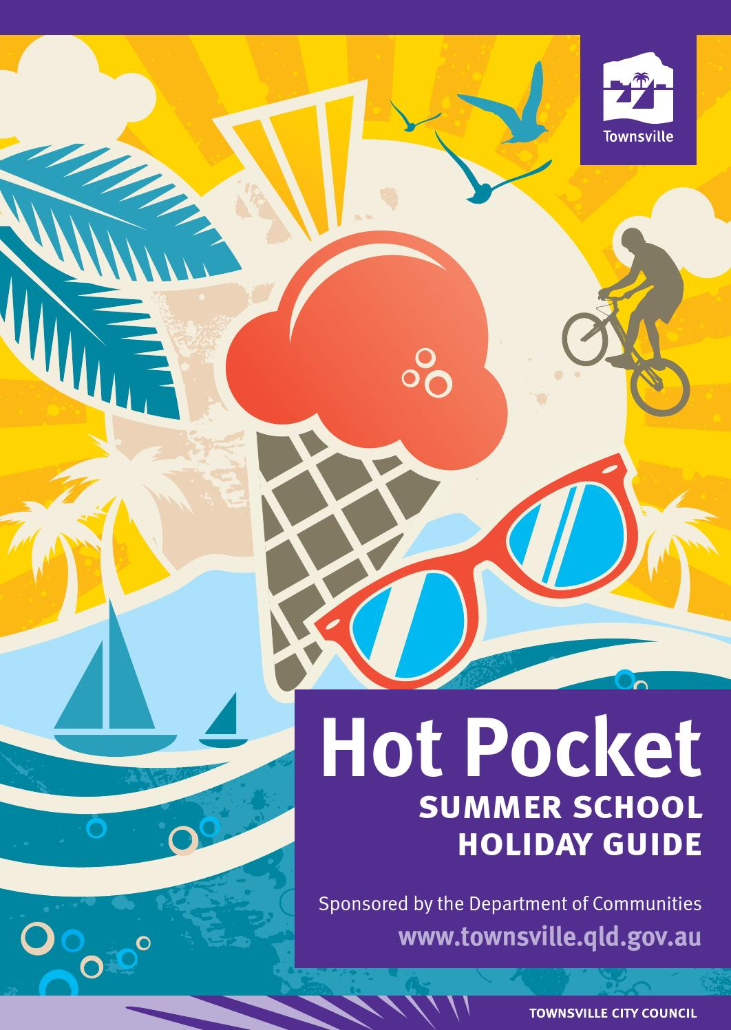 Townsville City Council School Holiday Program
