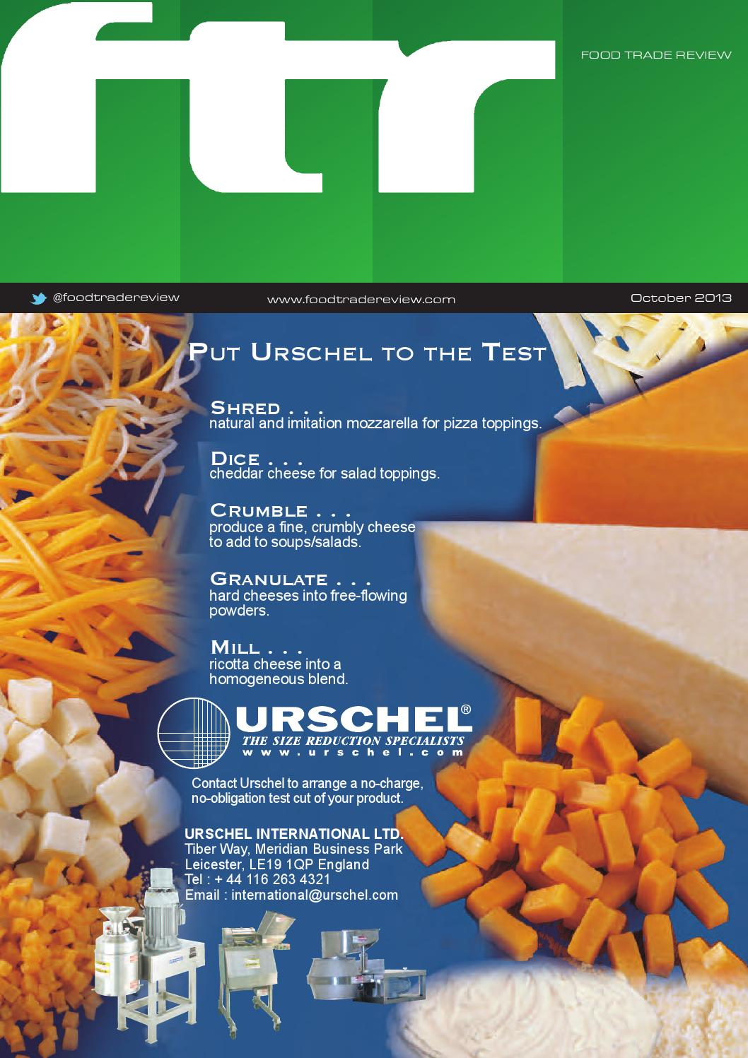 Ftr83 102013 982 October By Food Trade Review Issuu Fancy Feast Chunky Chopped Grilled 85g 6 Pcs Free Pouch