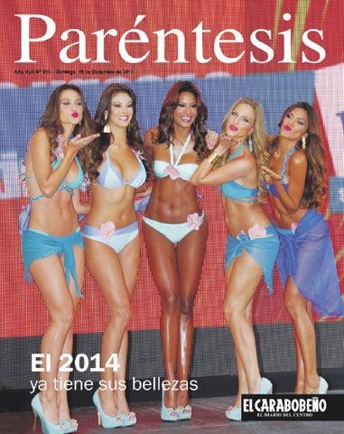 7f31483b76ac3 El 2014 ya tiene sus bellezas by Revista Paréntesis - issuu