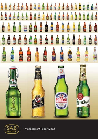 strategy analysis sabmiller [details of abi's sales and pricing strategy direct quotes from confidential abi   analysis of the competitive implications of this entry however.