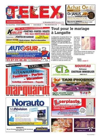 5113 Sarrebourg By Claude Vervin Issuu