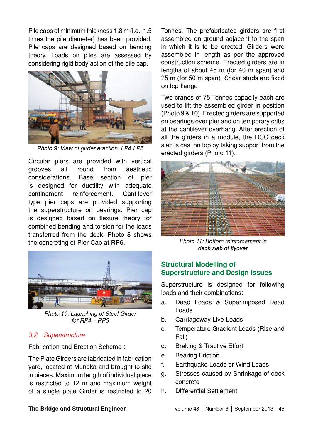 The Bridge & Structural Engineer, September 2013 by IABSE