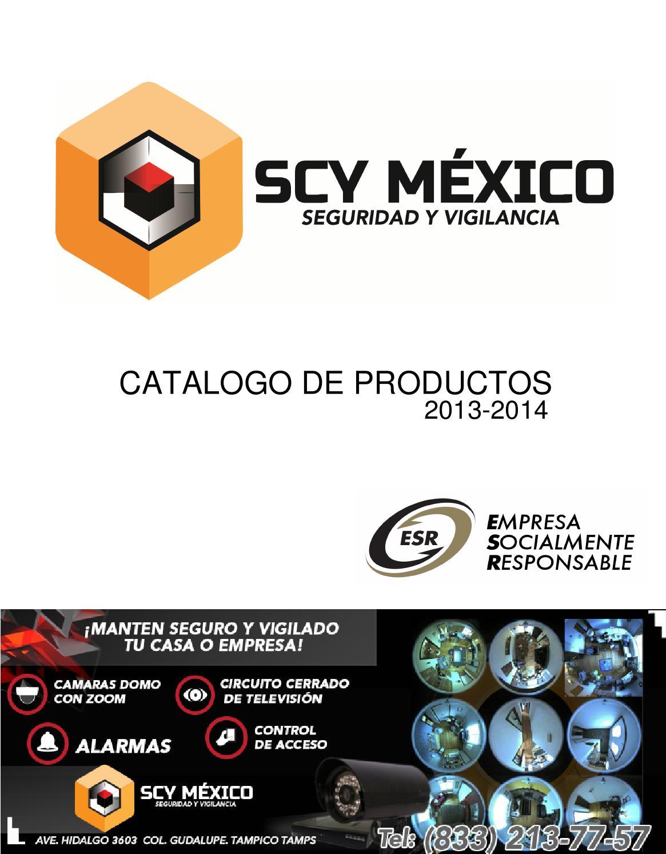 Catálogo de Productos 2013-1014 by Seguridad Vigilancia - issuu