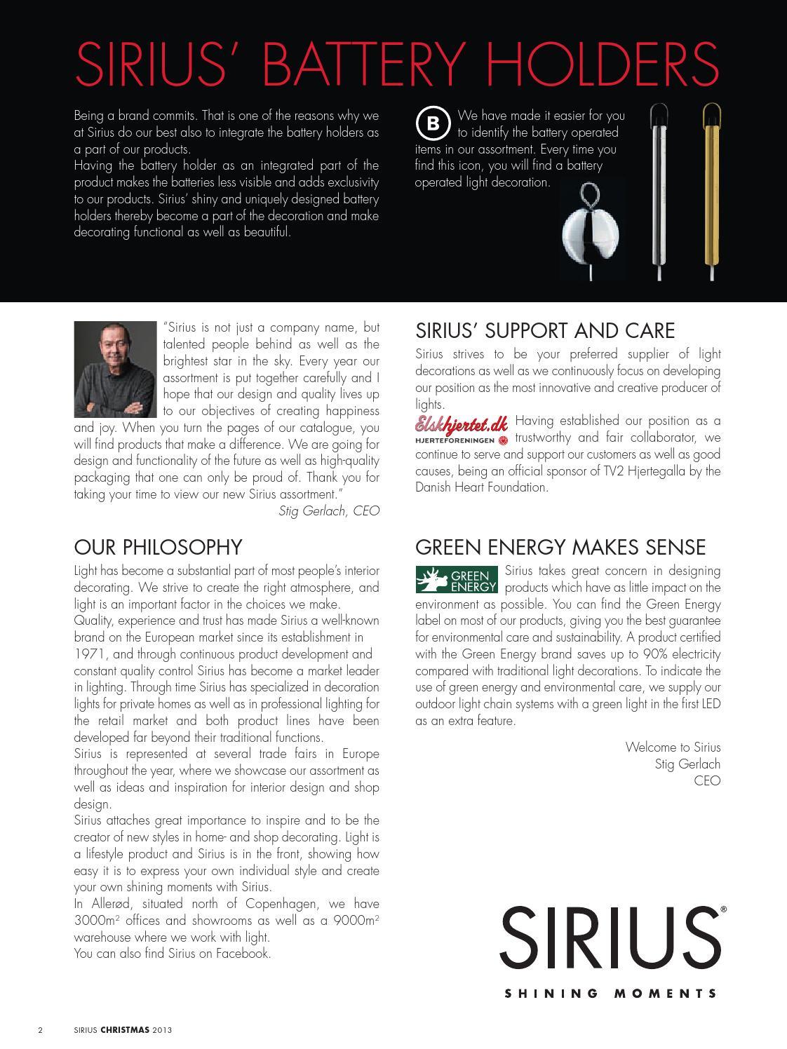 Sirius 2013 by kobi_websites - issuu