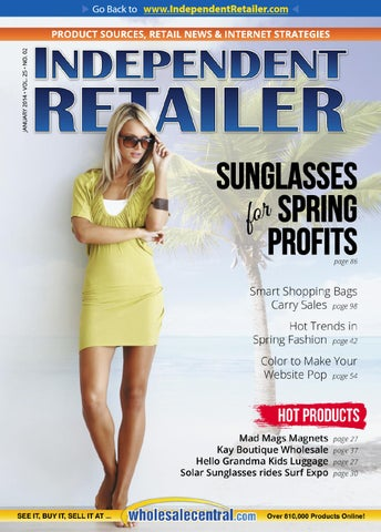 723007e4f56b Independent Retailer by Sumner Communications - issuu