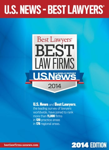 a85038254b66 BLF Standalone 2014 by Best Lawyers - issuu