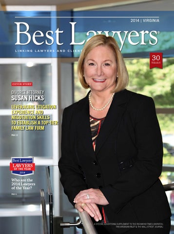 Virginia S Best Lawyers 2014 By Best Lawyers Issuu