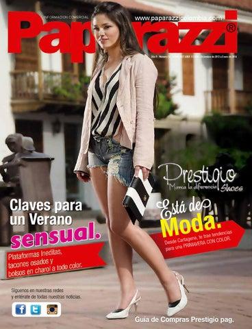 c2b7d9f664 Edicion 54 by Revista Paparazzi - issuu
