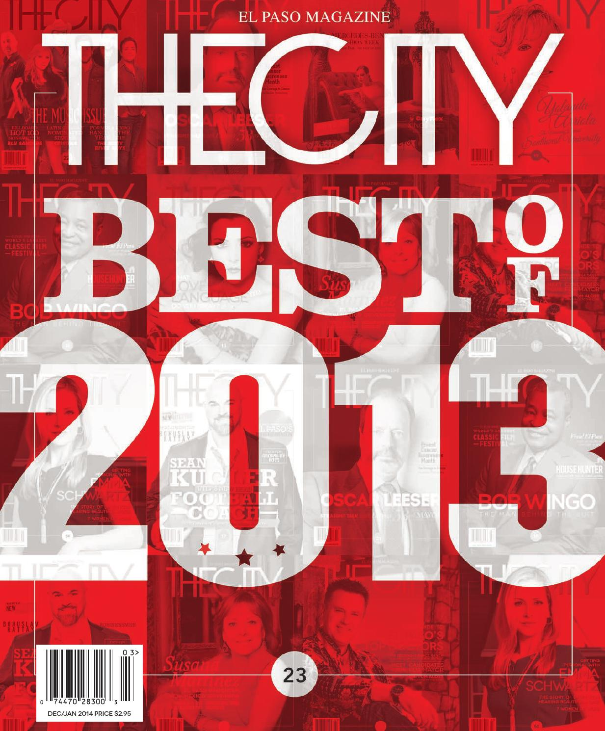 The city magazine decemberjanuary 2014 by the city magazine el the city magazine decemberjanuary 2014 by the city magazine el pasolas cruces issuu aiddatafo Gallery