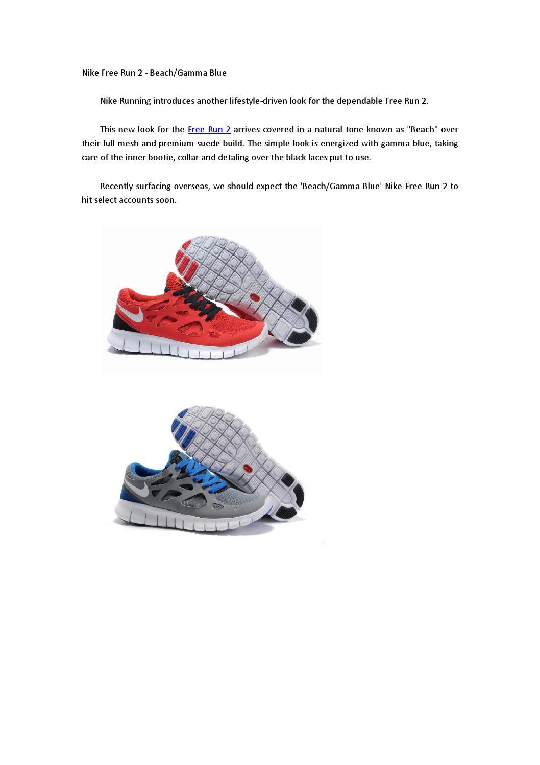 Nike free run 2 by RobbieBatto - issuu 048124cac9ab