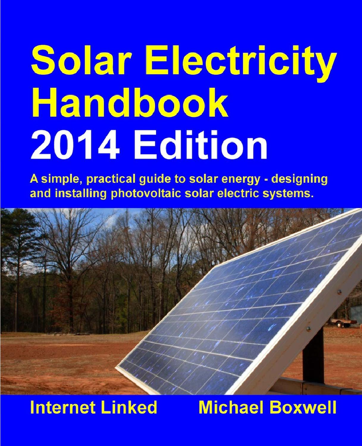 Solar Electricity Handbook 2014 Edition By Greenstream Publishing Stand Alone Power System Wiring Diagram Issuu