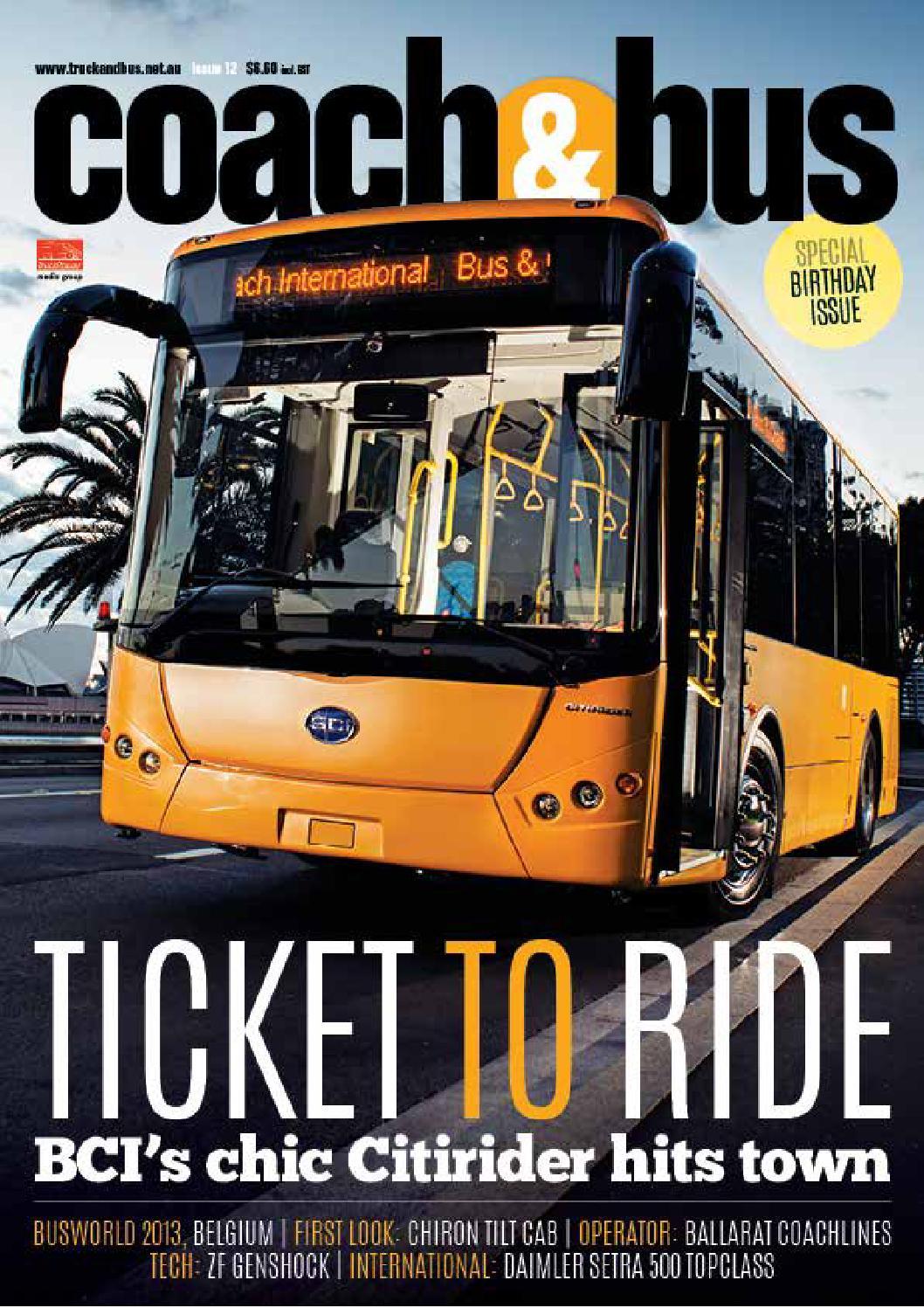 Coach bus 12 by transport publishing australia issuu falaconquin