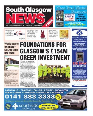 South Glasgow News December January 2013 2014 By Glasgownews Media