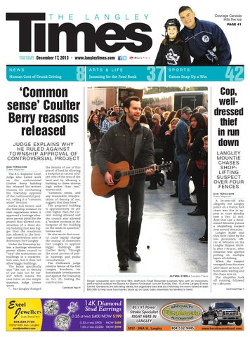 langley times december 17 2013 by black press issuu