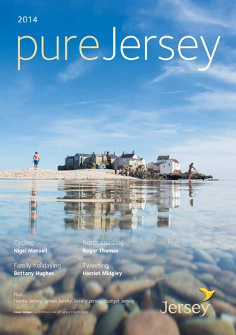 Pure Jersey Holiday Brochure 2014