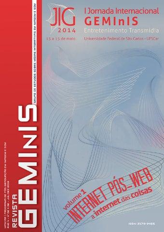 Revista geminis ano 4 n 2 v 1 juldez 2013 by revista ch a m a da d e tr a b a l h os a comisso organizadora da i jornada internacional geminis jig2014 convida estudantes pesquisadores profissionais do fandeluxe Images