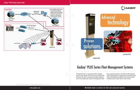 Fleet Management Software by Gilbarco MEA - issuu