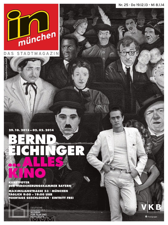 In Mnchen Ausgabe Nr 25 2013 By InMagazin Verlags GmbH