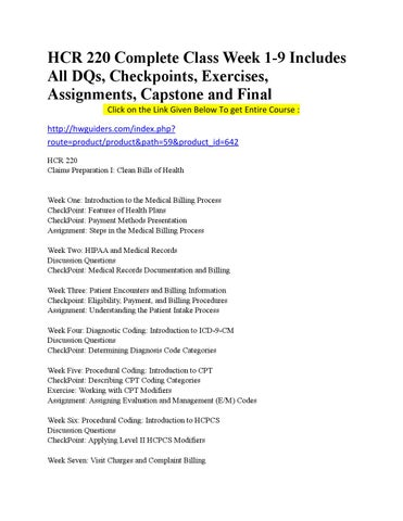 checkpoint describing cpt coding categories 9a69f5bc5a8 published on december 4, 2015 for more course tutorials visit wwwuophelpcom checkpoint: describing cpt coding categories resource: p 145 of medical insurance write a 250 to 300 word response in which you assume you are a medical office manager who wants to make the coding process easier for employees to understand.