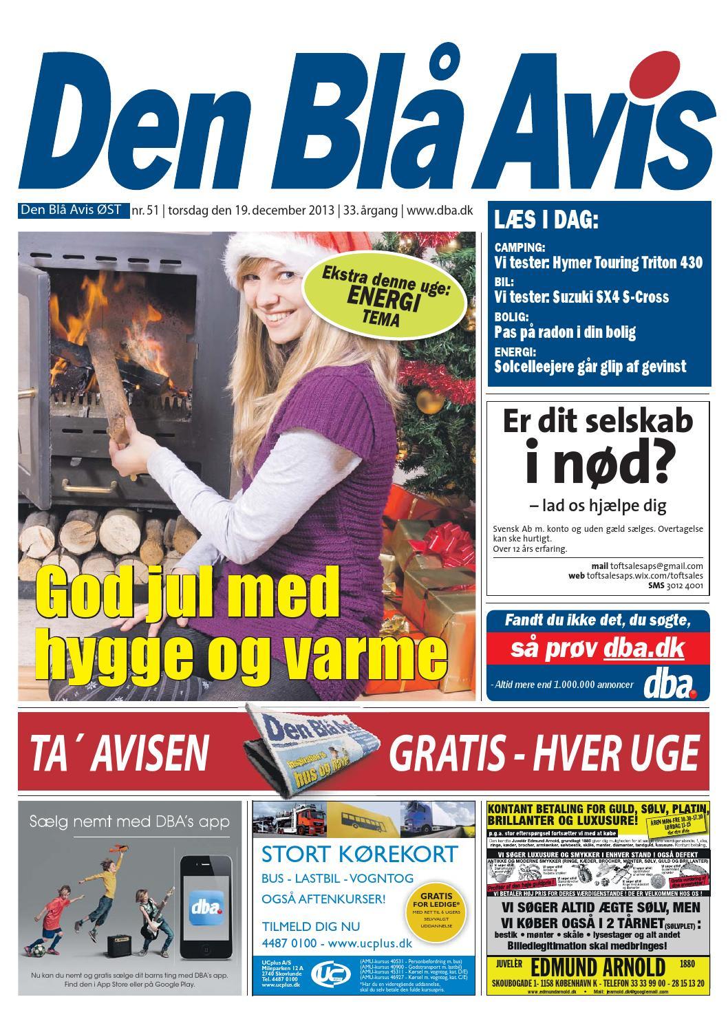 9bf8f1b43ec Den Blå Avis ØST 51-2013