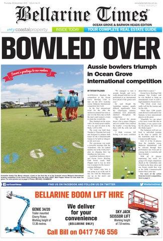 Bellarine Times OG: December 19, 2013 by Surf Coast News