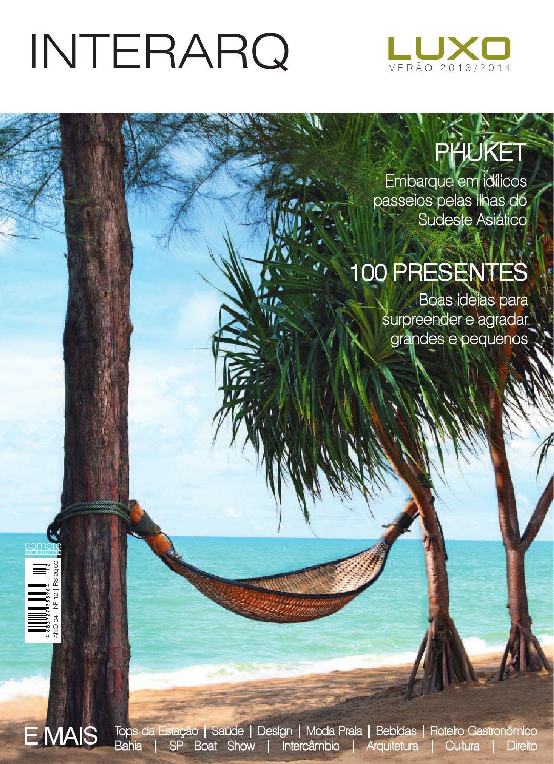 99b65a356 Revista InterArq Luxo Verão 2013/2014 by Revista InterArq - issuu
