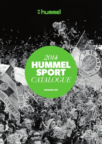 833a84fa84 Hummel Sport Catalogue 2014 by INA SPORT spol. s r.o. - issuu