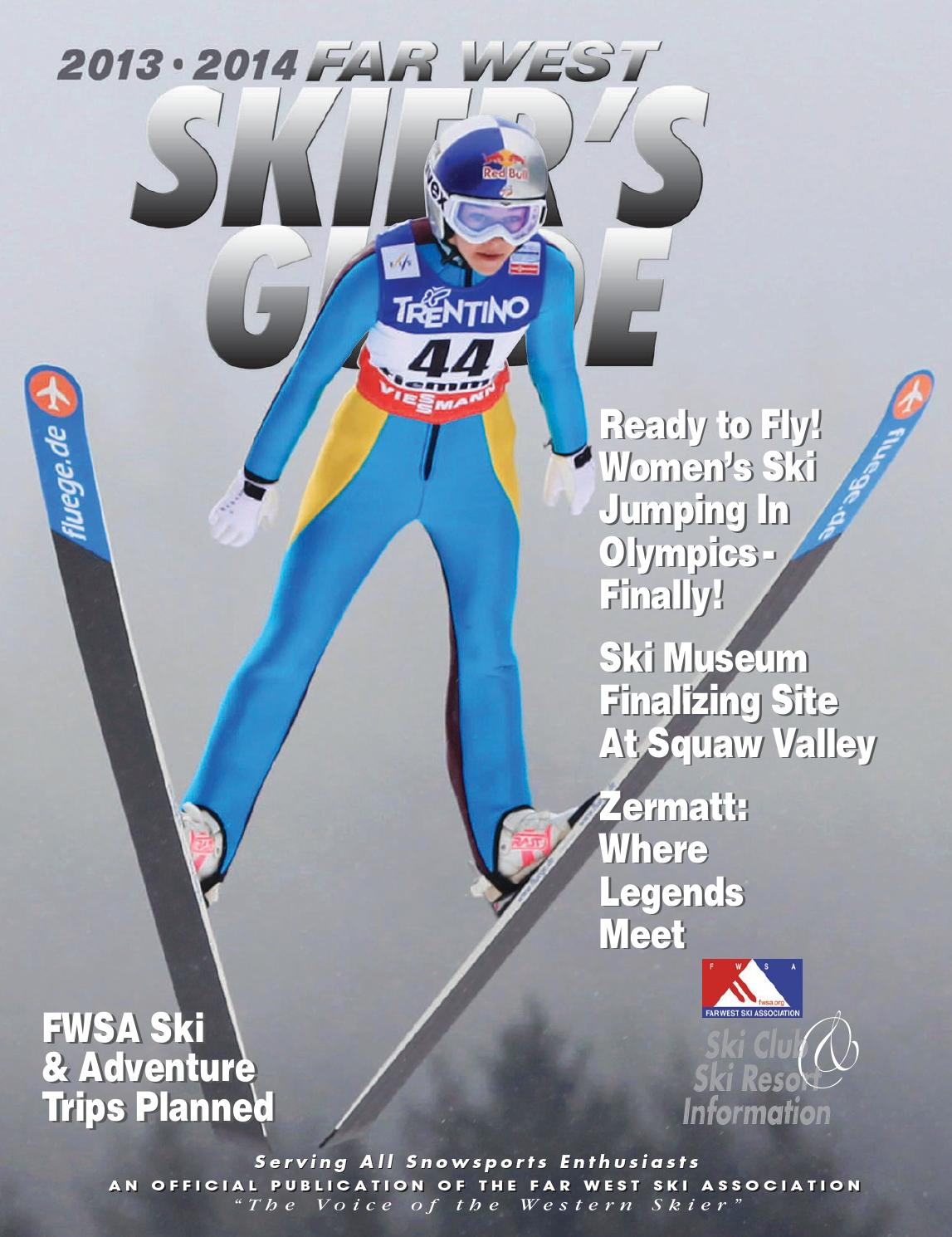 fb2f1f1513a Farwestskiersguide 2013 14 by Premier Travel Media - issuu