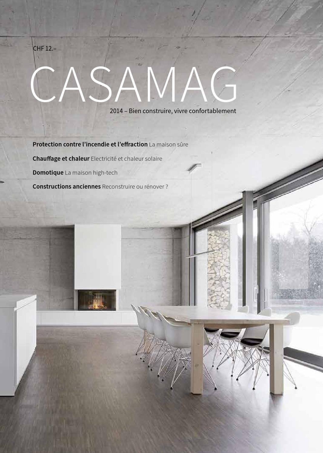 CASAMAG 2014 by MetroComm AG - issuu 1f19967a745