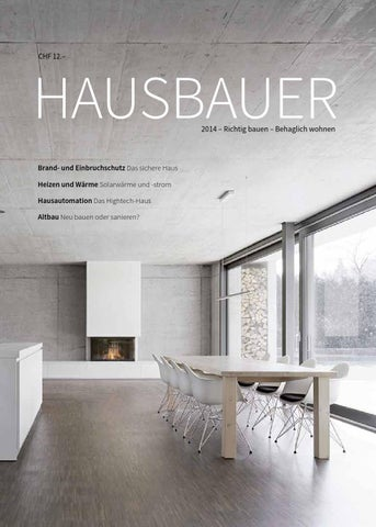 Hausbauer 2014 By MetroComm AG   Issuu