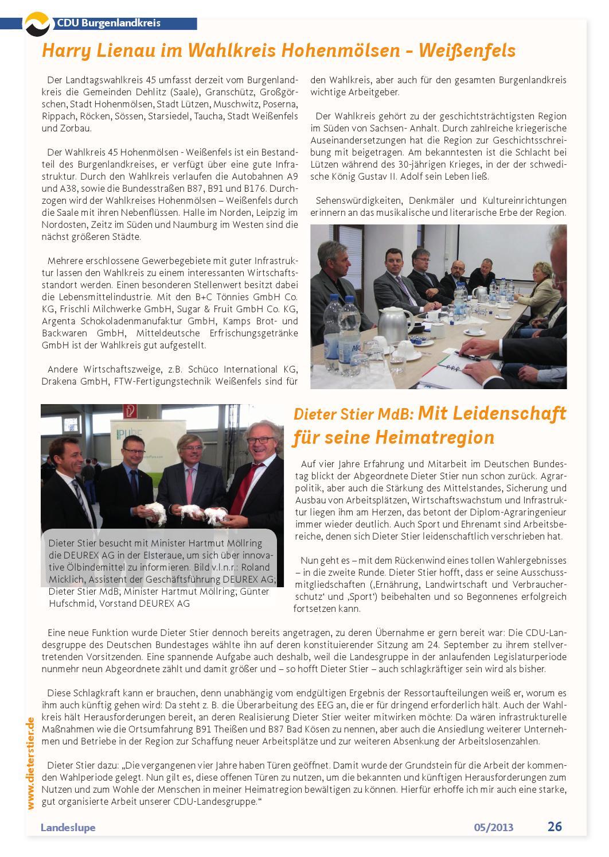 Landeslupe 02 2013 by CDU Sachsen-Anhalt - issuu