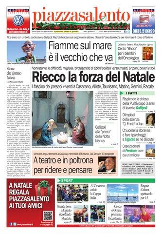 Piazzasalento n27 by Lucio Colavero - issuu 78bde383963