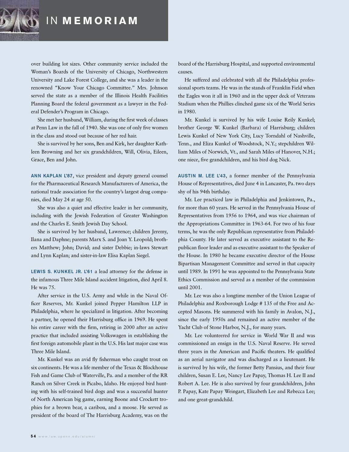 Penn law admissions essay