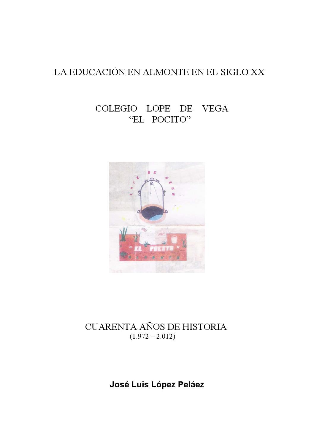 Cuarenta años educando. by JOSE LUIS LOPEZ PELAEZ - issuu