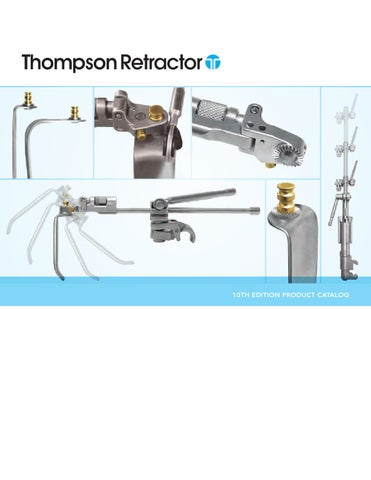 Thompston surgical instruments catalog by surgical-instruments-usa ...