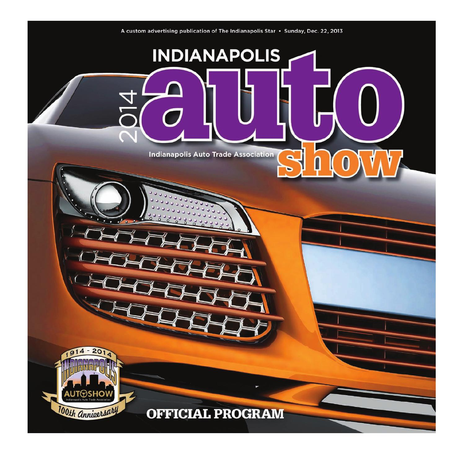 2014 auto show by indystar issuu