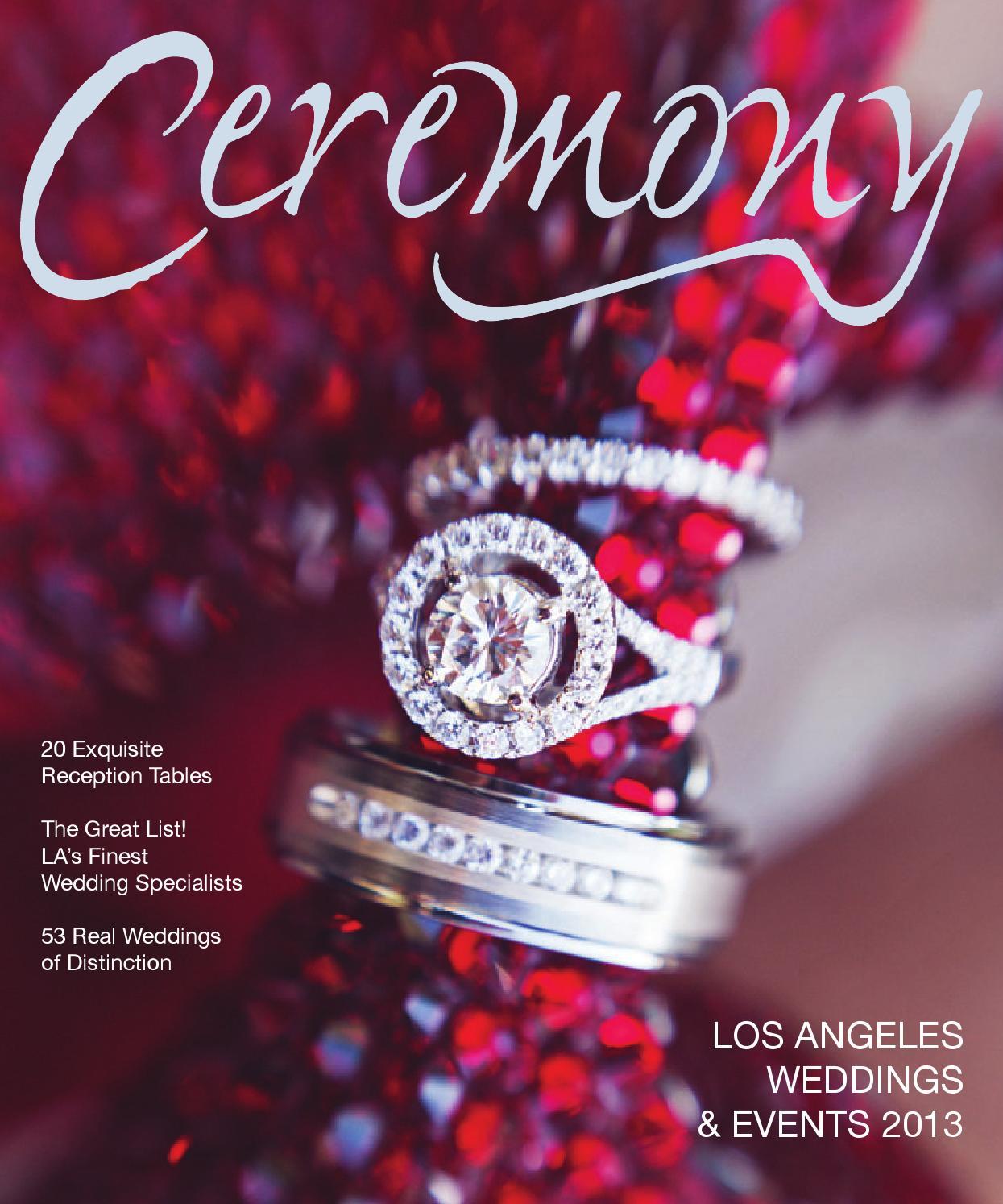 df9881df1 Ceremony Magazine 2013 Los Angeles by Ceremony Magazine - issuu
