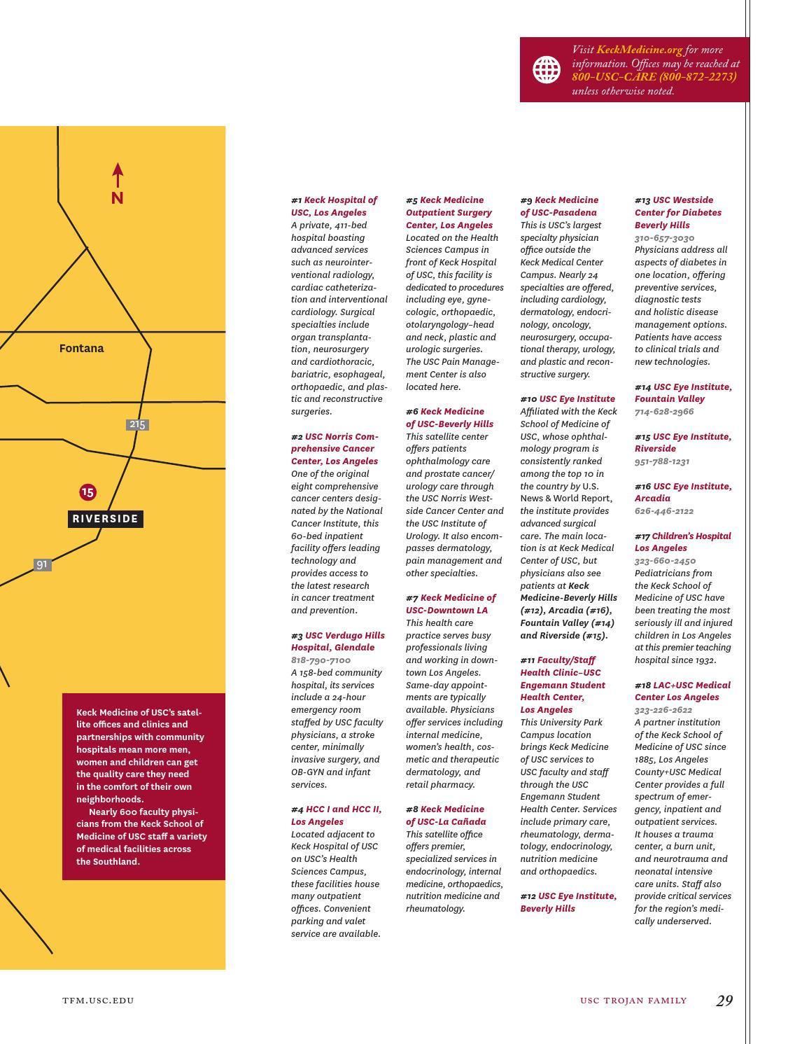 Trojan Family Magazine Winter 2013 by University of Southern