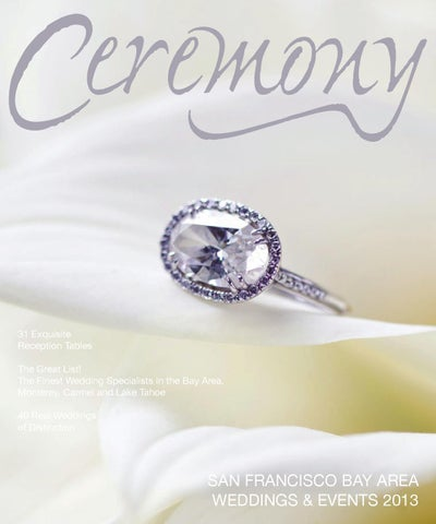 d78b63c751d Ceremony Magazine 2013 San Francisco by Ceremony Magazine - issuu