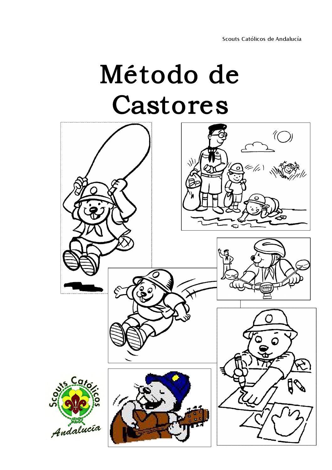 metodo de castores sca by scoutsur sca issuu