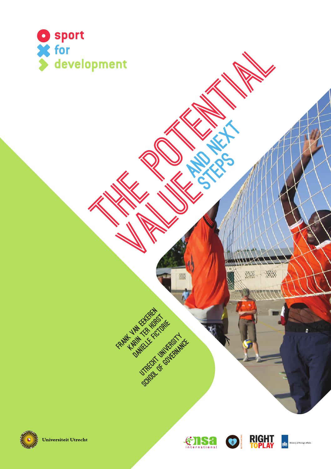 Sport for development the potential value by right to play sport for development the potential value by right to play nederland issuu biocorpaavc Image collections
