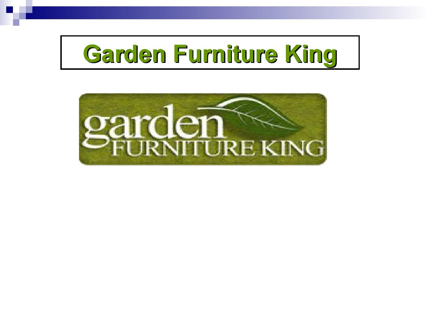 rattan garden furniture by garden furniture king issuu