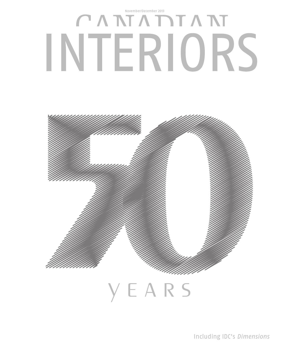 Canadianinteriorsnovdec2013 by annex business media issuu
