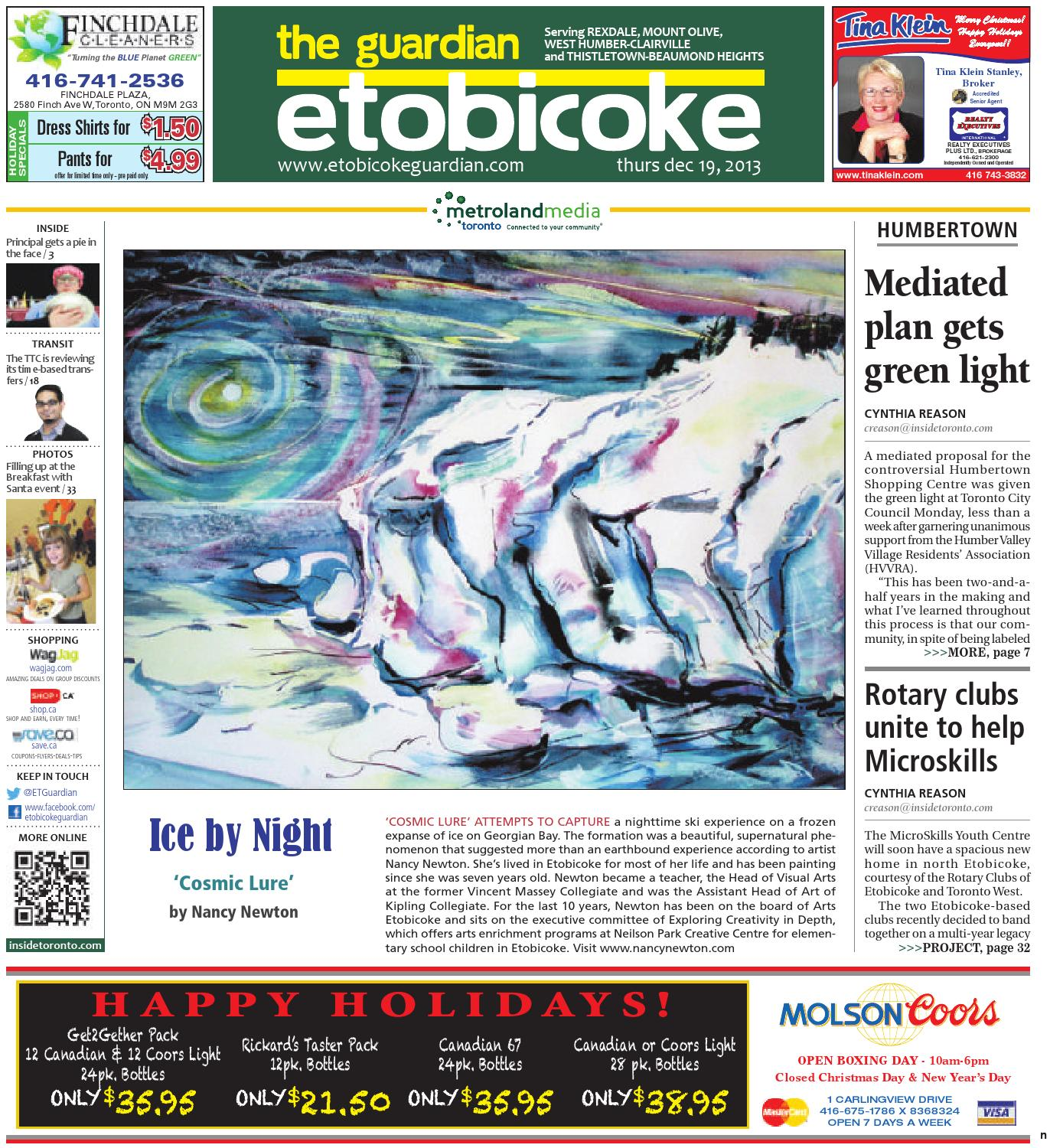 December 19 North by The Etobicoke Guardian - issuu