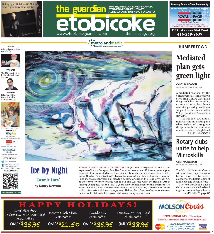 December 19 south by the etobicoke guardian issuu fandeluxe Gallery