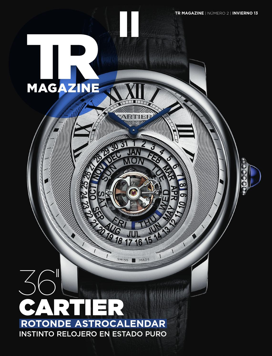1d46cdacc06 Tr magazine numero 2 by Ed-Tourbillon.Spain - issuu
