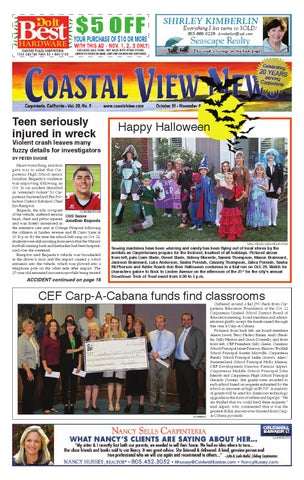20131031 Cvn By Coastal View News Issuu