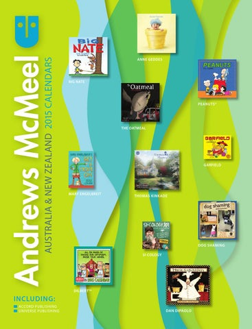 616bf571 2015 Calendar Catalog by Andrews McMeel Publishing ANZ - issuu