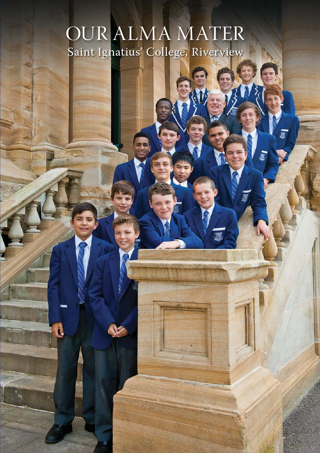 Our Alma Mater 2012 by Saint Ignatius' College, Riverview